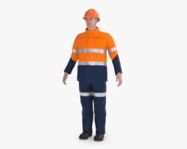 3D model of Workman Mining Safety