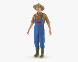 3D model of Farmer