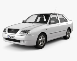 3D model of Chery A15 Cowin 2003
