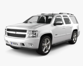 Chevrolet Tahoe (GMT900) 2010 3D model