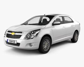 Chevrolet Cobalt 2012 3D model