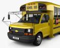 Thomas Minotour School Bus 2012 3d model