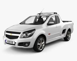 Chevrolet Montana (Tornado) 2012 3D model