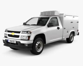 Chevrolet Colorado Hotshot II 2011 3D model