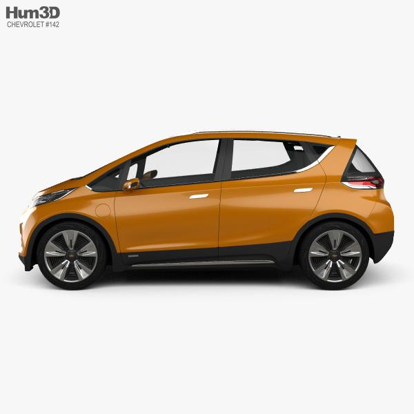 Chevrolet Bolt Concept 2015 3D model