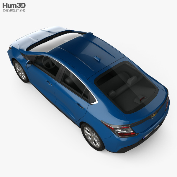 Chevrolet Volt 2015 3D model