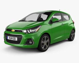 Chevrolet Spark 2016 3D model
