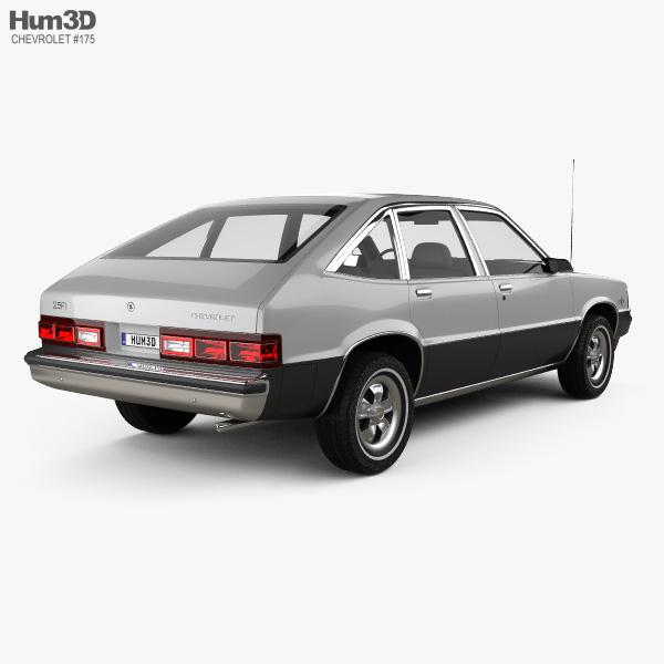 Chevrolet Citation 1980 3D model