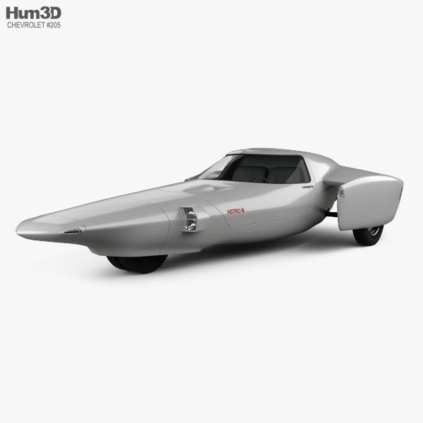 Chevrolet Astro III 1969 3D model