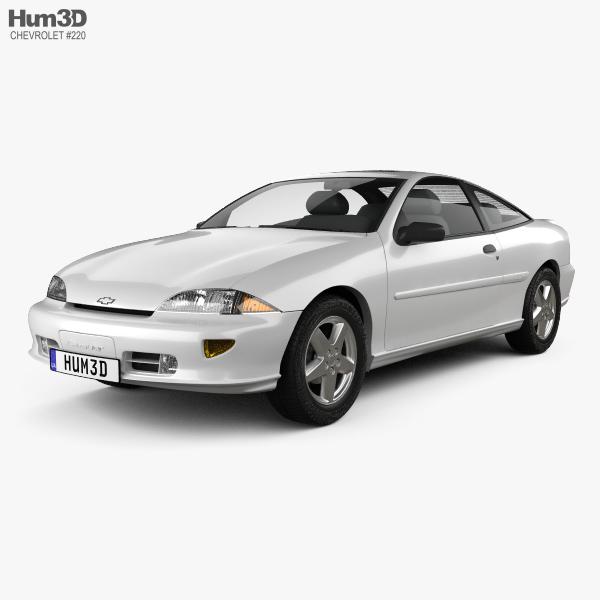 Chevrolet Cavalier Z24 1998 3D model