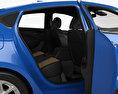 Chevrolet Volt with HQ interior 2015 3d model