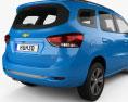 Chevrolet Spin LTZ 2018 3d model