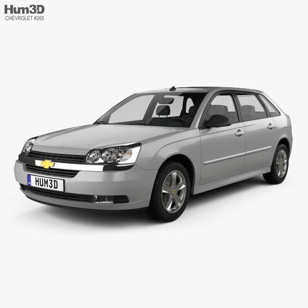 Chevrolet Malibu Maxx 2003 3D model