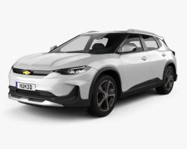 Chevrolet Menlo 2019 3D model
