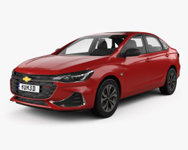 Chevrolet Monza RS 2020 3D model