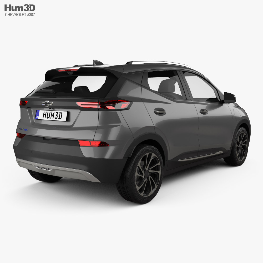 Chevrolet Bolt EUV 2022 3D model