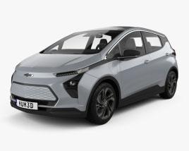 Chevrolet Bolt EV 2021 Modelo 3D