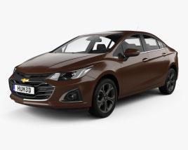 Chevrolet Cruze Premier 2019 3Dモデル
