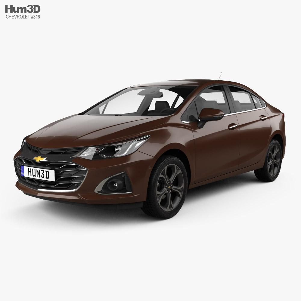 Chevrolet Cruze Premier 2019 3D model