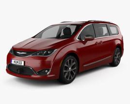 Chrysler Pacifica 2017 3D model