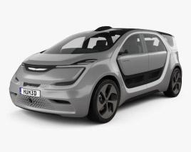 Chrysler Portal 2017 3D model