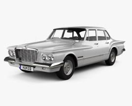 Chrysler Valiant sedan 1962 3D model