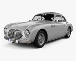 3D model of Cisitalia 202 1946