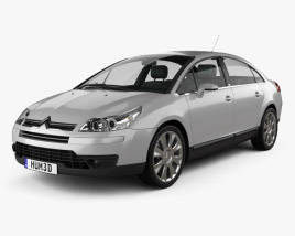 Citroen C-Triomphe 2006 3D model