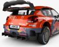 Citroen C3 WRC 2019 3d model