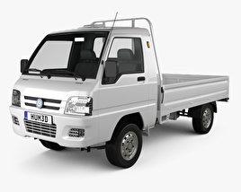 3D model of Croyance Elecro 1 Truck 2017