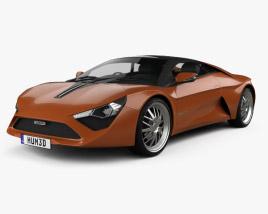 3D model of DC Avanti 2015