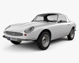3D model of DKW Malzoni GT 1966