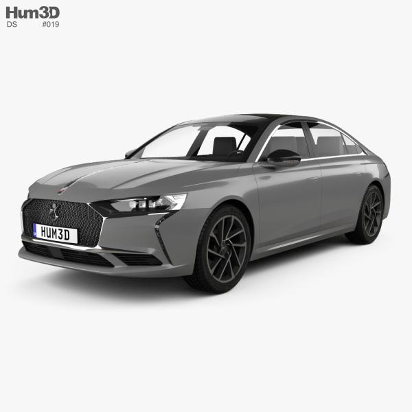 DS 9 2021 3D model