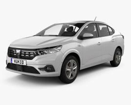 Dacia Logan 2021 3D model