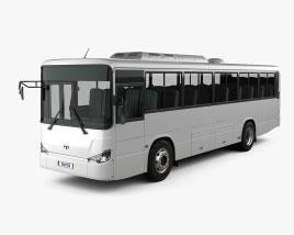 Daewoo BS106 Bus 2021 3D model