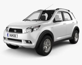 Daihatsu Terios 2009 3D model