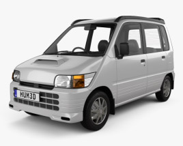 3D model of Daihatsu Move SR 1995