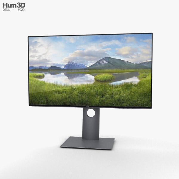 Dell Monitor U2419H 24 3D-Modell