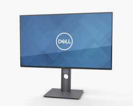3D model of Dell 32-inch Monitor U3219Q