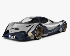 Devel Sixteen 2019 3D model