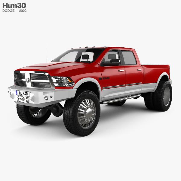 Dodge Ram 2010 3D model