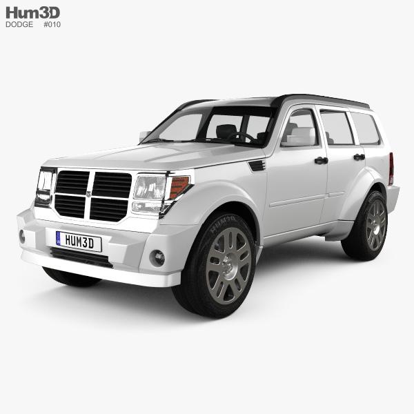Dodge Nitro 2011 3D model