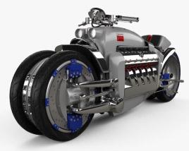 3D model of Dodge Tomahawk 2003