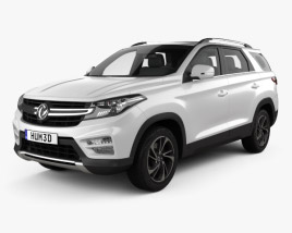 3D model of DongFeng Fengxing S560 2018