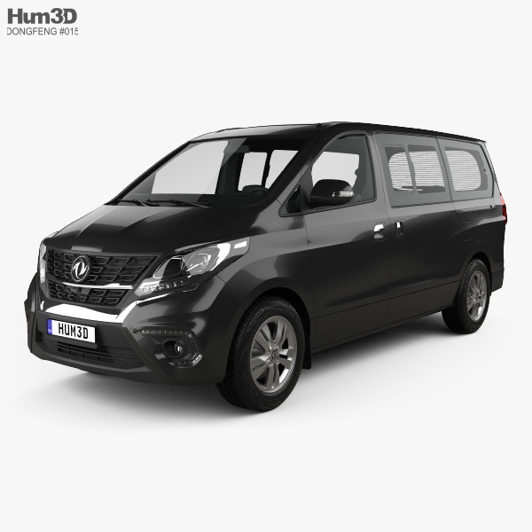 DongFeng Future M6 2018 3D model