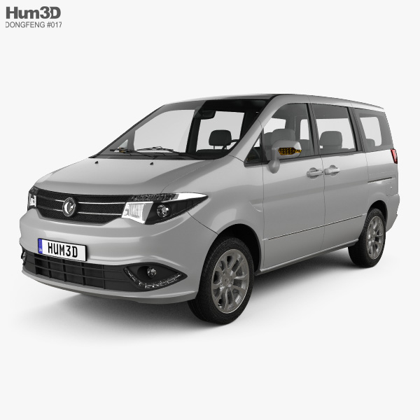 DongFeng Succe 2015 3D model