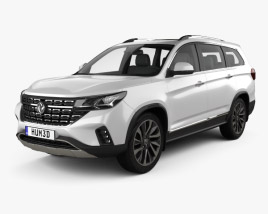 3D model of DongFeng Forthing T5L 2019
