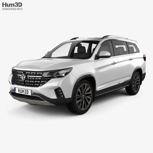 DongFeng Forthing T5L 2019 3D model