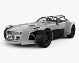 3D model of Donkervoort D8 GTO 2013