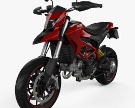 Ducati Hypermotard 2013 3D model
